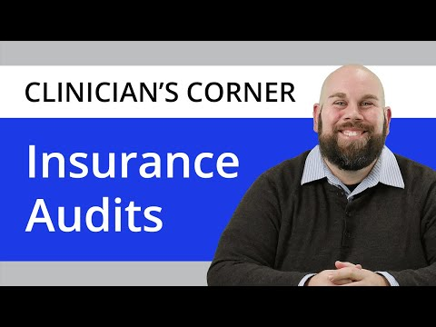 Therapists Insurance Audits: An Overview