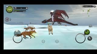 игра Block животное онлайн выбрали барана для овечку и победили дракона.