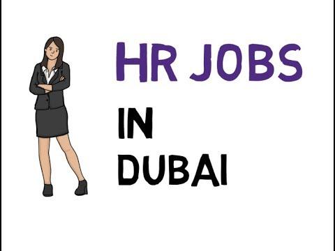 HR jobs in UAE
