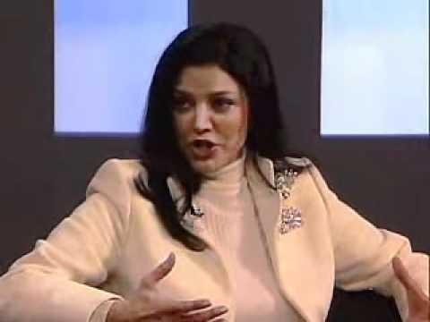 Shohreh Aghdashloo and Peter Lenkov 24 Inside