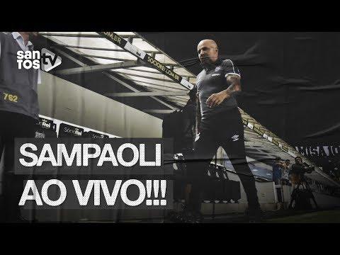JORGE SAMPAOLI | PÓS-JOGO AO VIVO (23/11/19)