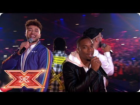 Rak-Su are bringing a brand new song to our Final - Touché! | Final | The X Factor 2017