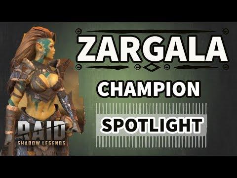 [RAID SHADOW LEGENDS] - ZARGALA