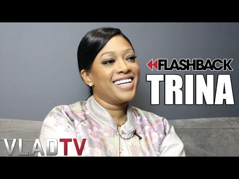 Flashback: Trina says She Tried Dancing for the Money, but It Wasn't for Her