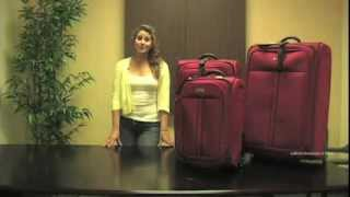 Introduction to In-Line Wheel Suitcases Thumbnail