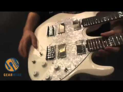 Ernie Ball Family Reserve Stuart Smith Double Neck Intoxicates The Summer NAMM Crowd