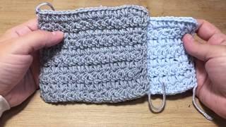 Crochet pattern. The scheme
