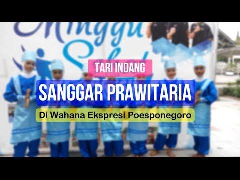 Tari Indang - Sanggar Prawitaria - Car Free Day WEP Gresik