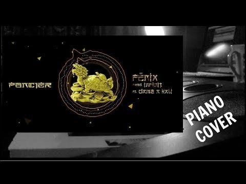 Separ - Fénix ft. Kali & Dame & Infinit - Piano Cover