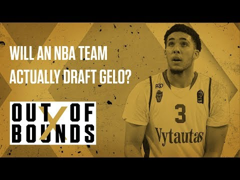 Will An NBA Team Actually Draft LiAngelo Ball? | Out of Bounds