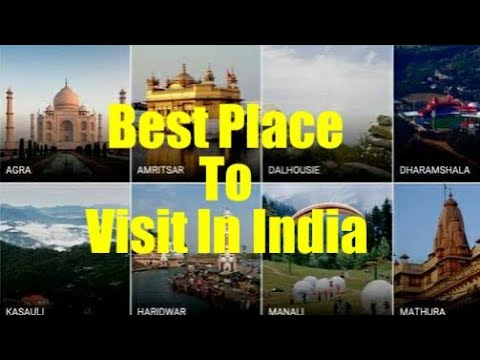 Top 10 beautiful places in india
