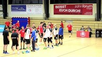 HSG Oberhessen Männer I : TSG Bürgel II