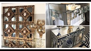 DIY DOLLAR TREE MIRROR HOME DECOR IDEAS 2019
