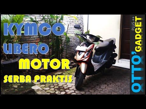 Kymco Libero 2008 Motor Serba Praktis