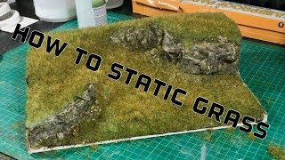 Baixar How to Use Static Grass The Basics Video 1