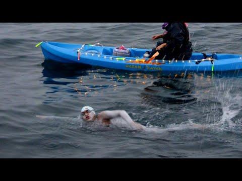 Lance Houston - Teen Champion Swimmer Raised Over $58,000 for Charity