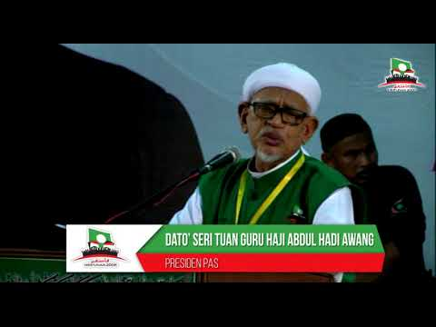 FASTAQIM 2.0 Ucapan Dato' Seri Tuan Guru Haji Abdul Hadi Awang, Presiden PAS