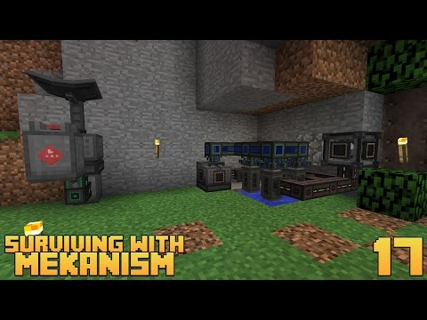 Surviving With Mekanism v9 :: Ep.17 - Tritium And Deuterium Production