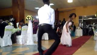 Best African Wedding Dance 2015 (Zambia)