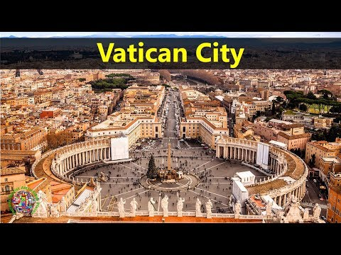 Best Tourist Attractions Places To Travel In Italy | Vatican City Destination Spot