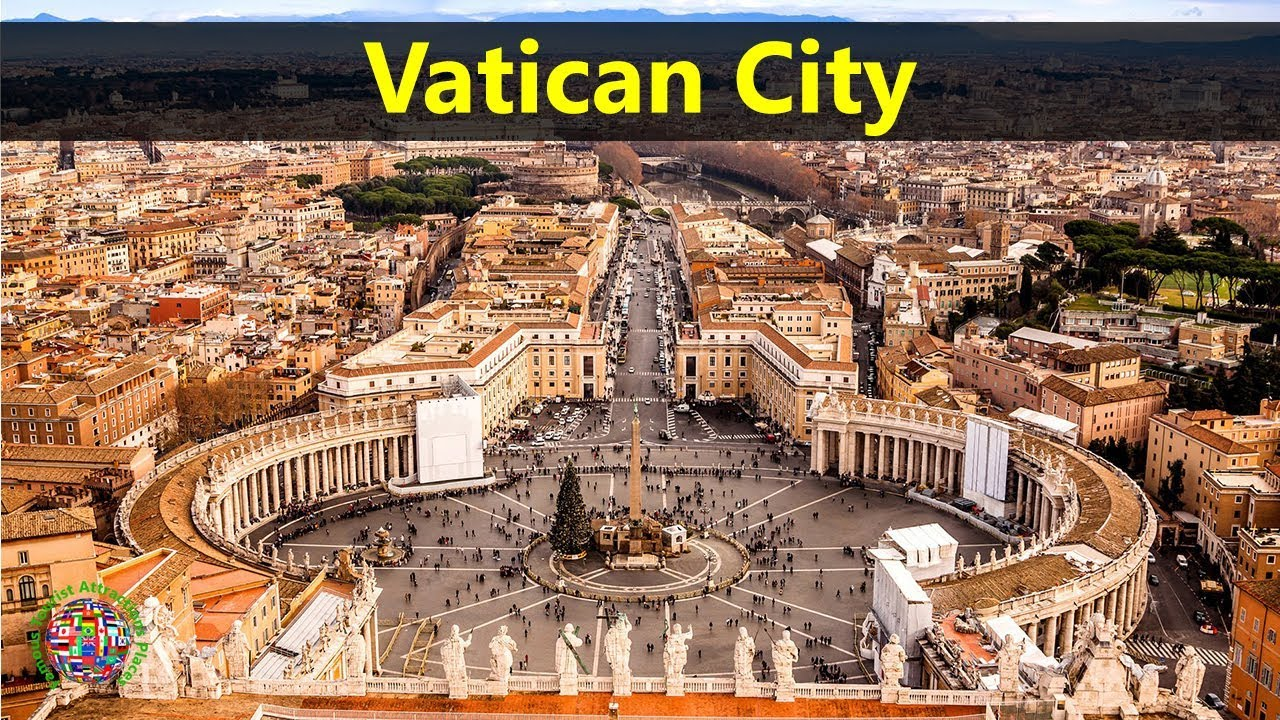 best tourist attractions places to travel in italy | vatican city