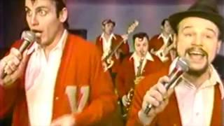 Mr. Bassman - The Van-Dells - Rare rehearsal footage