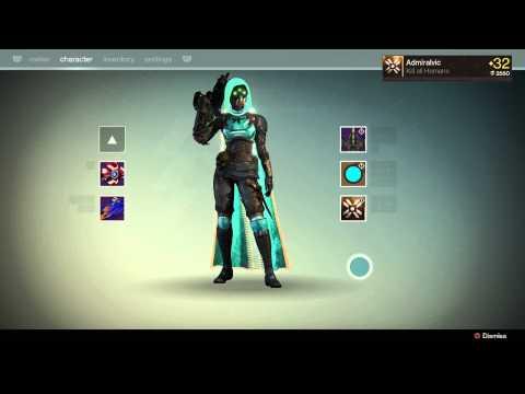 Destiny - Crota's End Hard Mode Shader Glowhoo