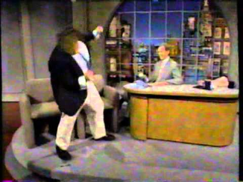 Late Show with David Letterman 1994 - Chris Farley (with commercials)