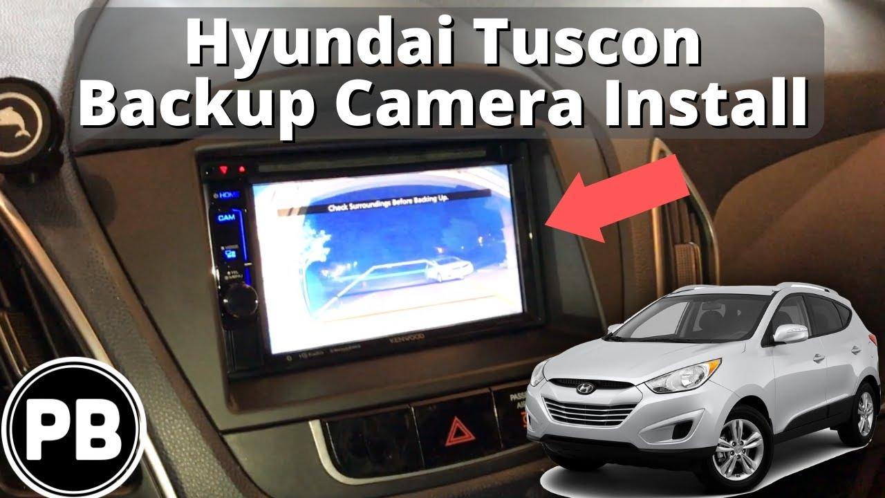medium resolution of 2010 2015 hyundai tucson backup camera install youtube camera wiring schematic 2010 2015 hyundai tucson backup