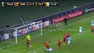 Video Gol Pertandingan Shakhtar Donetsk vs Celta Vigo