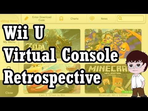 Wii U Virtual Console Retrospective