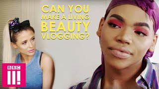 Kenneth Senegal Reveals The Other Side Of Beauty Vlogging | Beauty Laid Bare