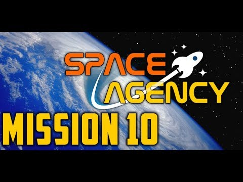 Space Agency Mission 10 Gold Award