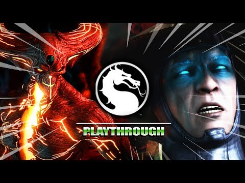 EVERYTHING'S GONE TO HELL : Story Mode - Mortal Kombat X (Part 10) thumbnail