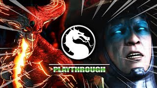 EVERYTHING'S GONE TO HELL : Story Mode - Mortal Kombat X (Part 10)