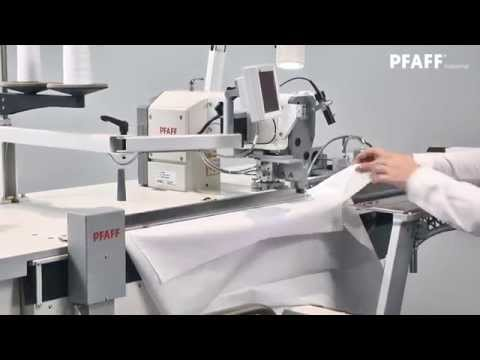 PFAFF 3586-14/02 Automatic sewing machine for darts up to 490 mm and waistband pleats EN (HD)