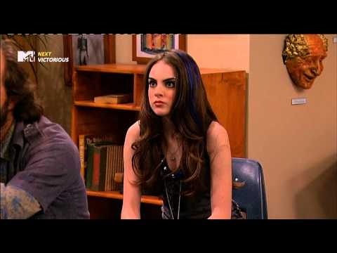 Victorious Tori - Beck First Kiss (Greek Subtitles)