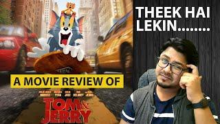 TOM & JERRY HINDI Movie Review   Yogi Bolta hai