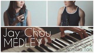 周杰倫 組曲 Jay Chou Medley (Sean Ooi & Ramelia Tan翻唱) 黑色幽默~明明就