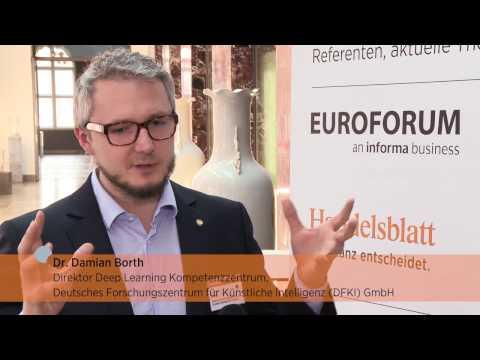 Interview mit Dr. Damian Borth (DFKI) – Künstliche Intelligenz in Deutschland