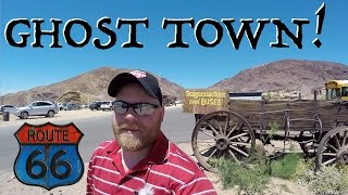 Mad Max Cars, Trains & Ghost Towns of Route 66