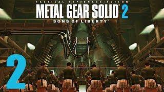【観る魅せる神ゲー】 METAL GEAR SOL D 2 SONS OF L BERTY 2 英語版 English Ver.