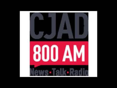 Montreal, Canada, Radio Station 800 CJAD Interview,  5 7 2015