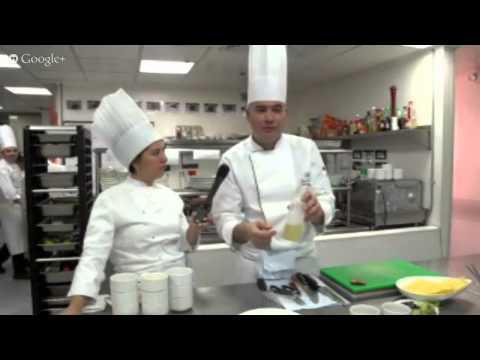 Clase de cocina virtual desde el Hotel Hilton Bogotá