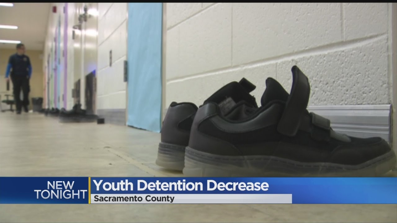 Sacramento County Juvenile Detention Facility Capacity At Lowest In Years