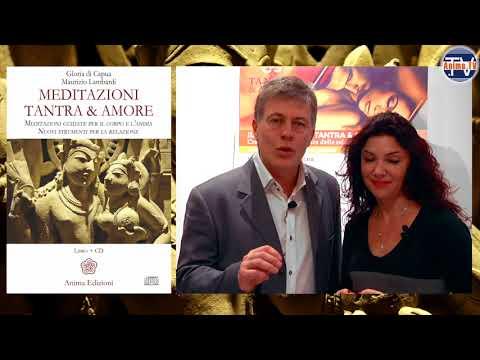 Gloria Di Capua e Maurizio Lambardi – Libro+CD: Meditazioni Tantra e Amore
