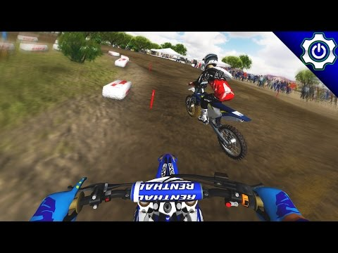 MX Simulator - MXSGP of Mexico Race 2 On-Board - Kellen Brauer