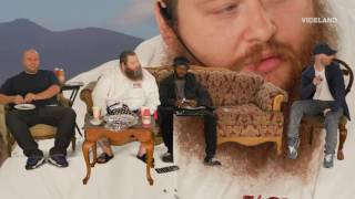 Unexplained Structures  Action Bronson and Friends watch Ancient Aliens