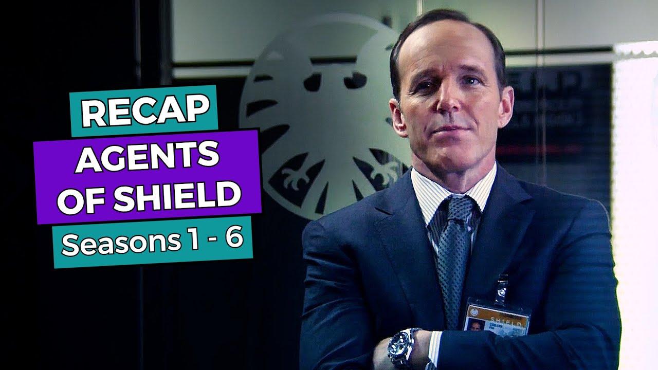 Download Agents of SHIELD: Seasons 1 - 6 RECAP