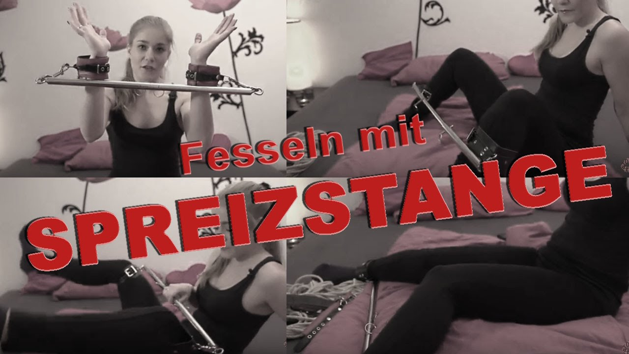 spreizstange bdsm videos